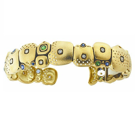 Alex Sepkus Little Orchard Cuff Bracelet - B-38S