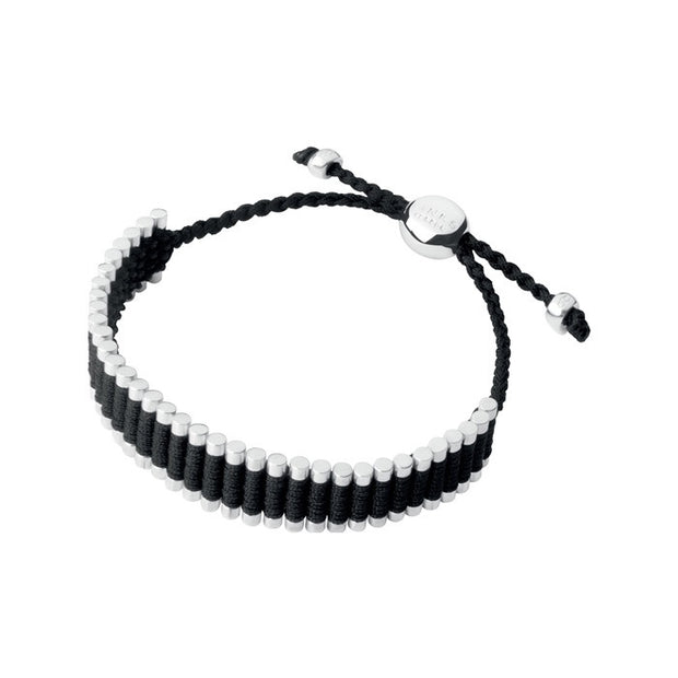 Links of London Friendship Bracelet - Black - 5010.0520