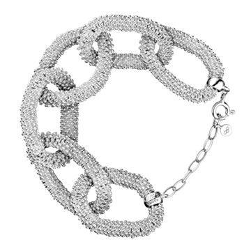 Links of London Effervescence Star Loop Chunky Bracelet - 5010.1821