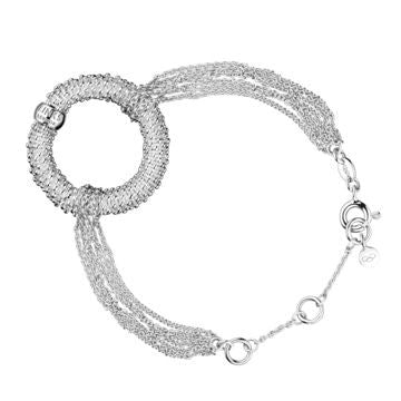 Links of London Effervescence Star Multi Chain Bracelet - 5010.1822