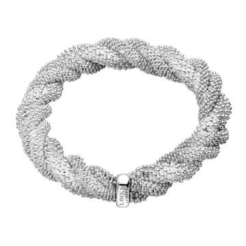 Links of London Effervescence Star Twisted Bracelet - 5010.1824