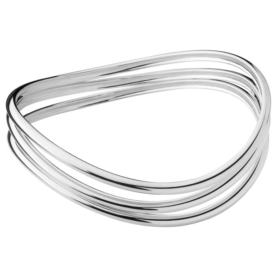 Links of London Sterling Silver Essentials Infinite Triple Cuff Bracelet - 5010.2039