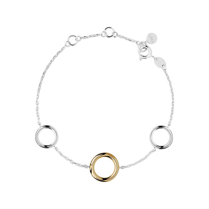 Links of London 20/20 Bi-Metal Bracelet - 5010.2067