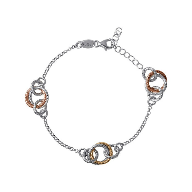 Links of London Aurora Link Bracelet - 5010.2533