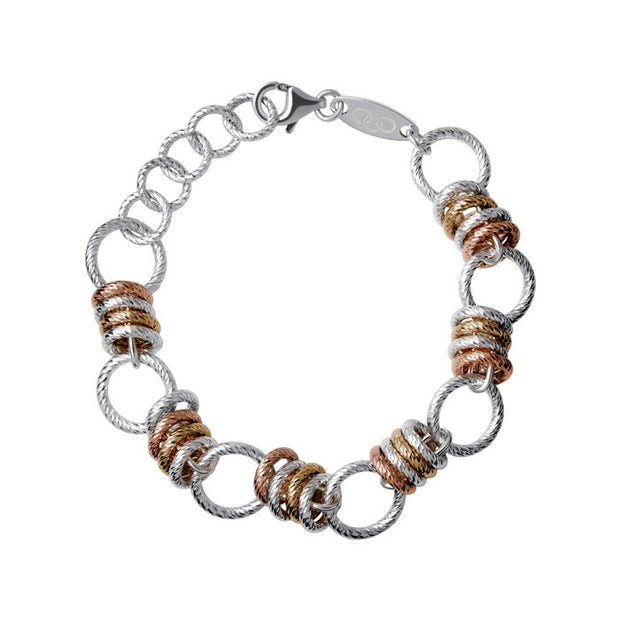 Links of London Aurora Link Large Bracelet - 5010.2534