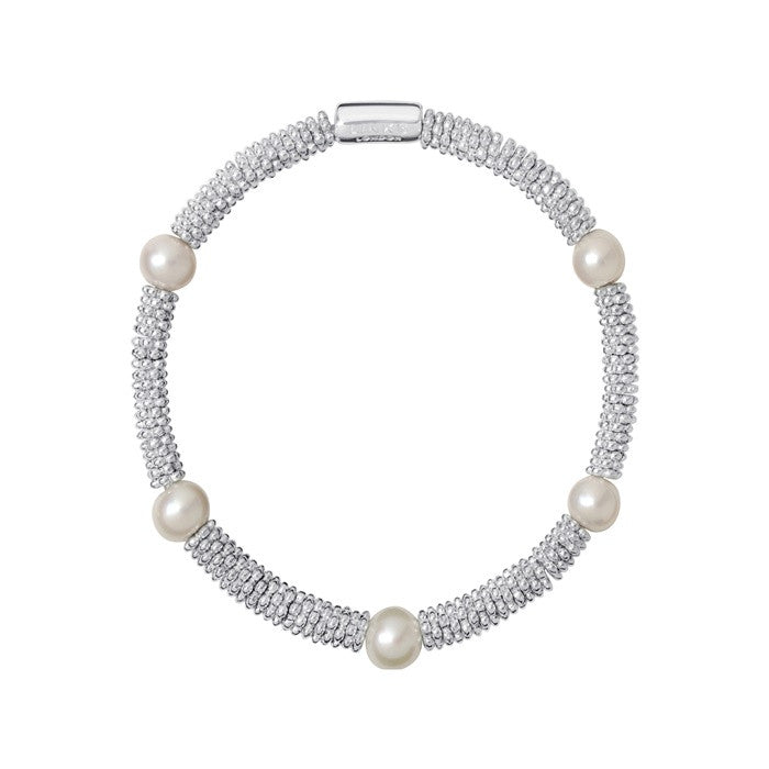 Links of London Effervescence Star XS Pearl Bracelet - 5010.2607