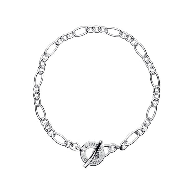 Links of London Signature XS Charm Chain Bracelet - 5010.2642