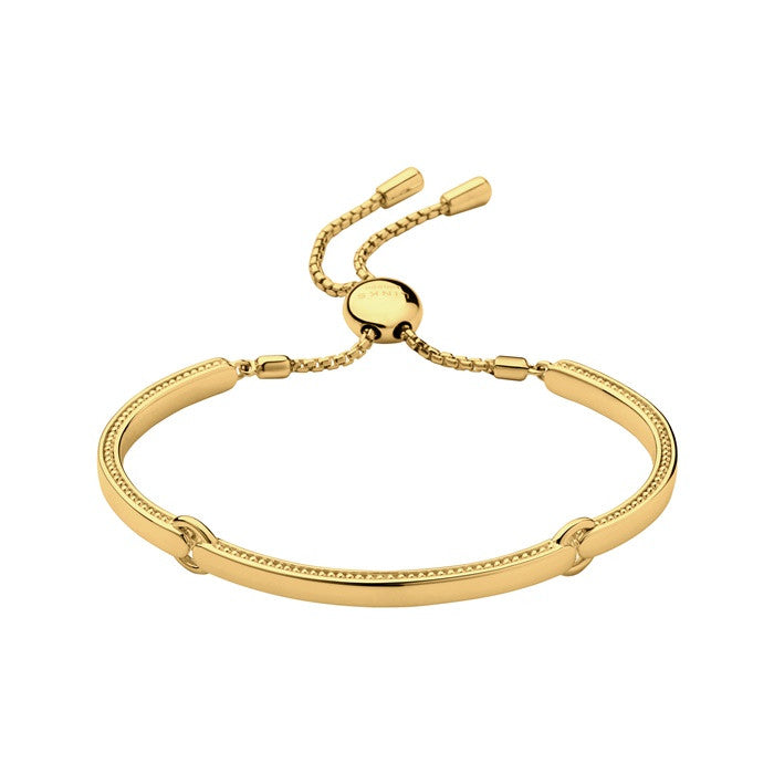 Links of London Narrative Bracelet 18K Yellow Gold Vermeil - 5010.2913