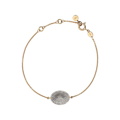 Links of London Concave Bracelet - 5010.3041