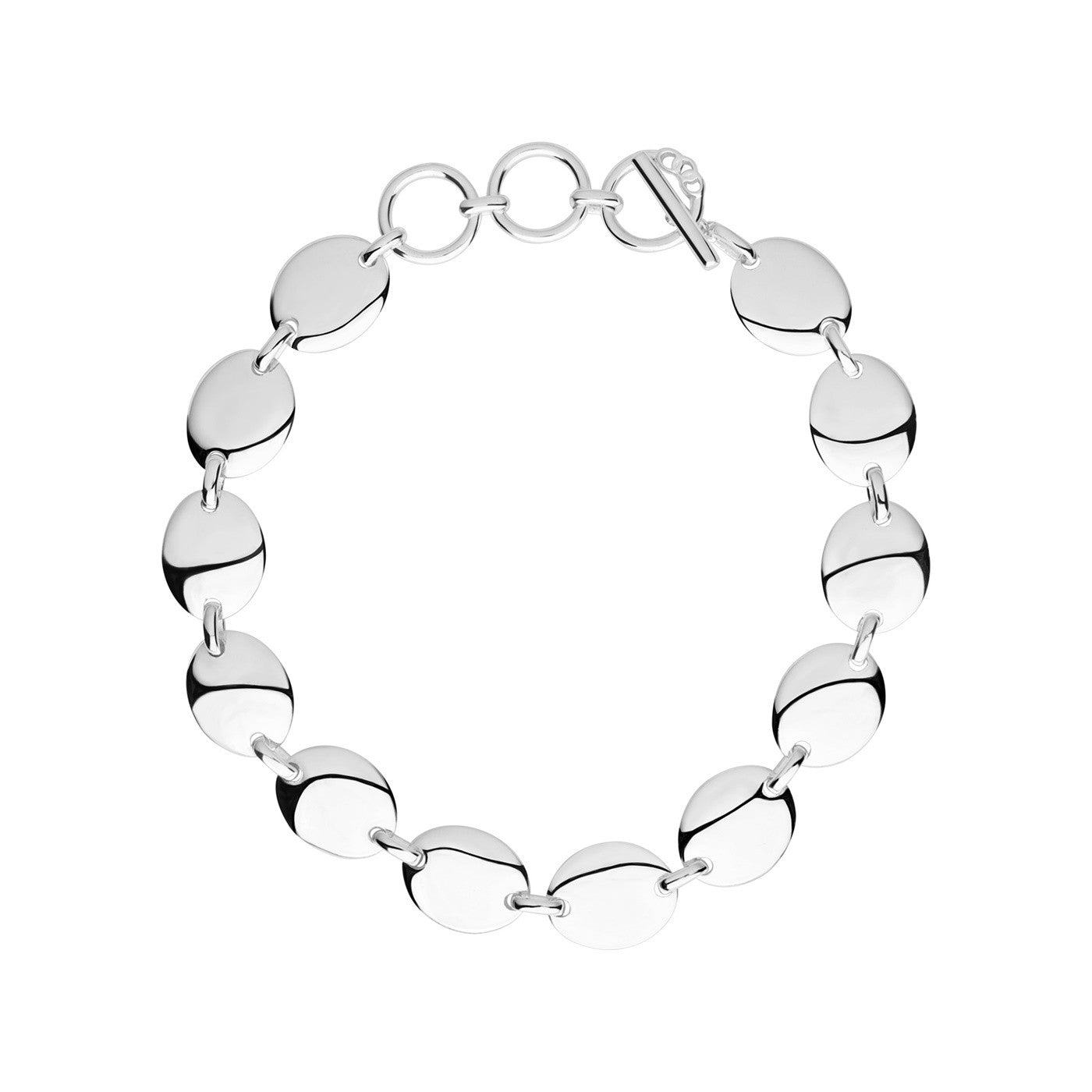 Links of London Grace Sterling Silver Bracelet - 5010.3062