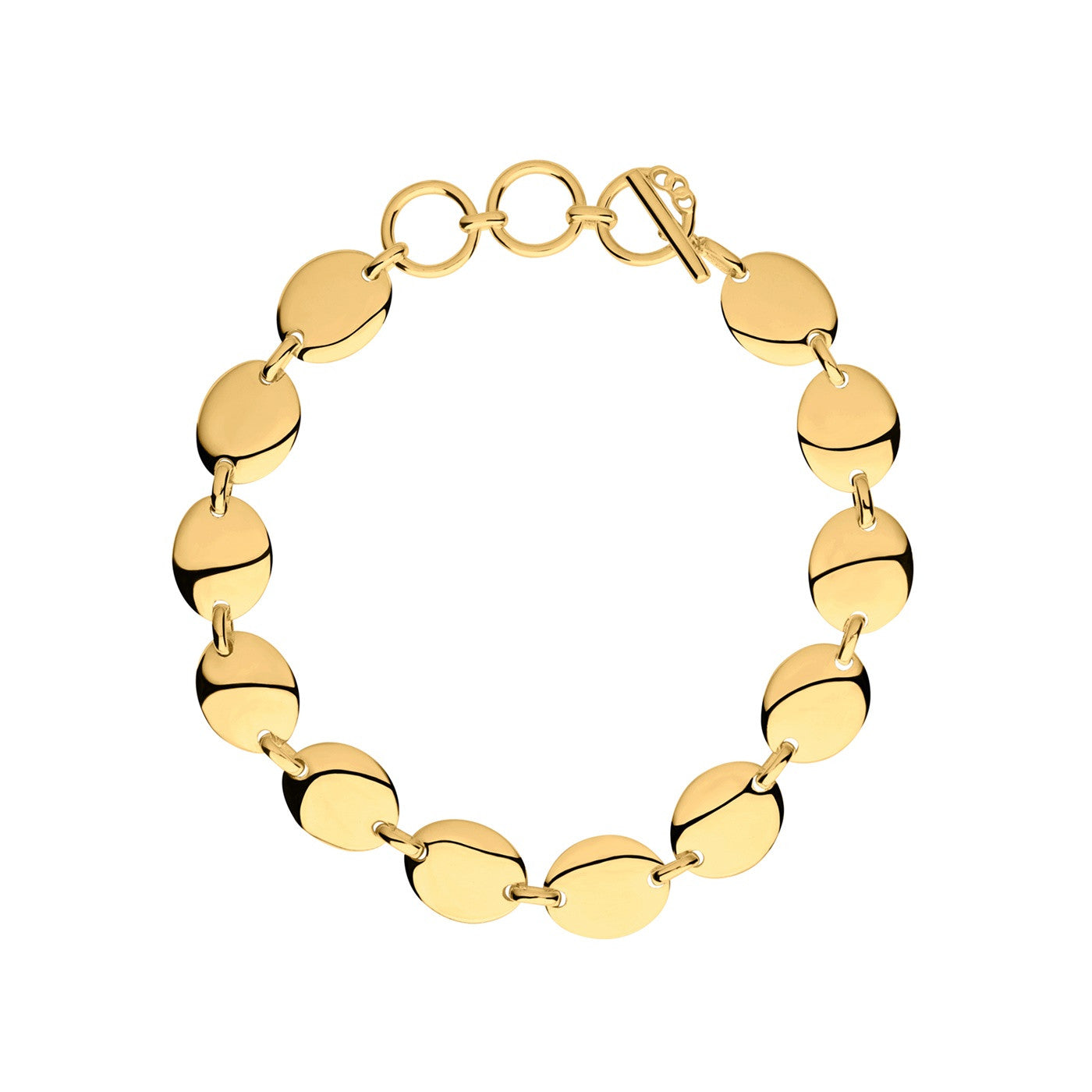 Links of London Grace 18K Yellow Gold Vermeil Bracelet - 5010.3076