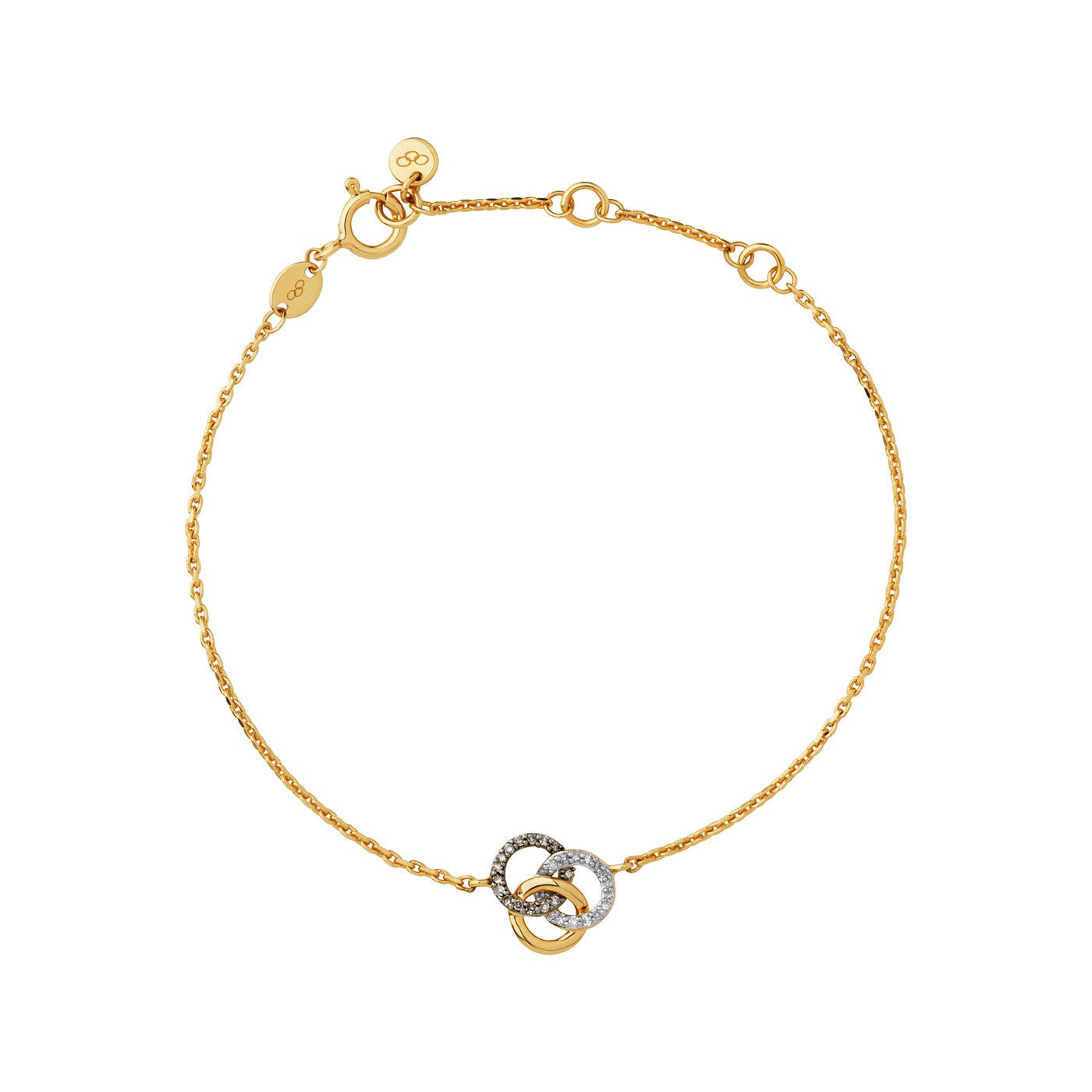 Links of London Champagne Bracelet - 5010.3474