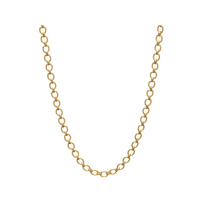 Links of London Classic 18k Yellow Gold Necklace - 5020.0359