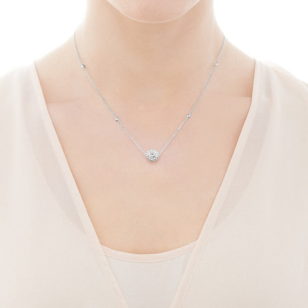 Links of London Effervescence Bubble Necklace - 5020.1269