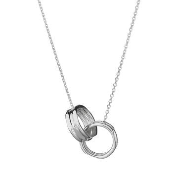 Links of London 20-20 Interlocking Necklace - 5020.1364