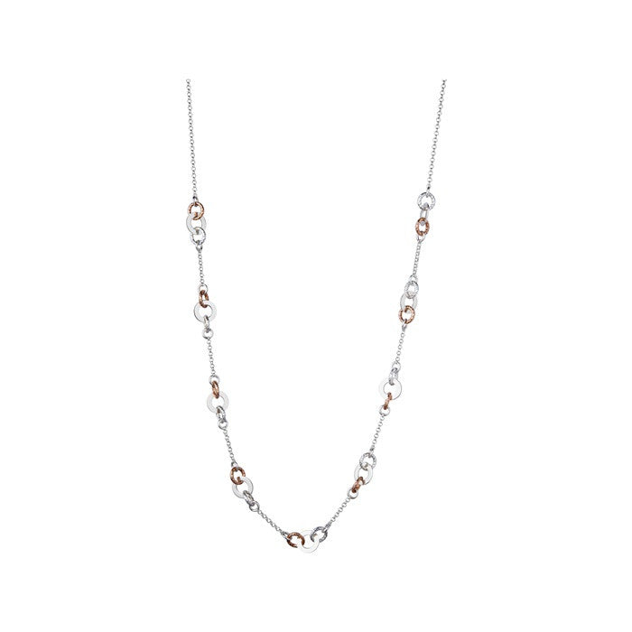 Links of London Aurora Link Station Necklace - 5020.2580