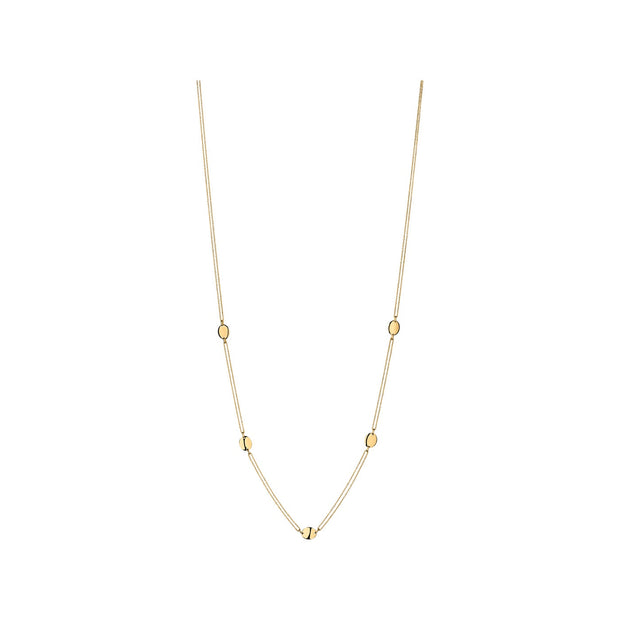 Links of London Grace 18k Yellow Gold Vermeil Station Necklace - 5020.2851