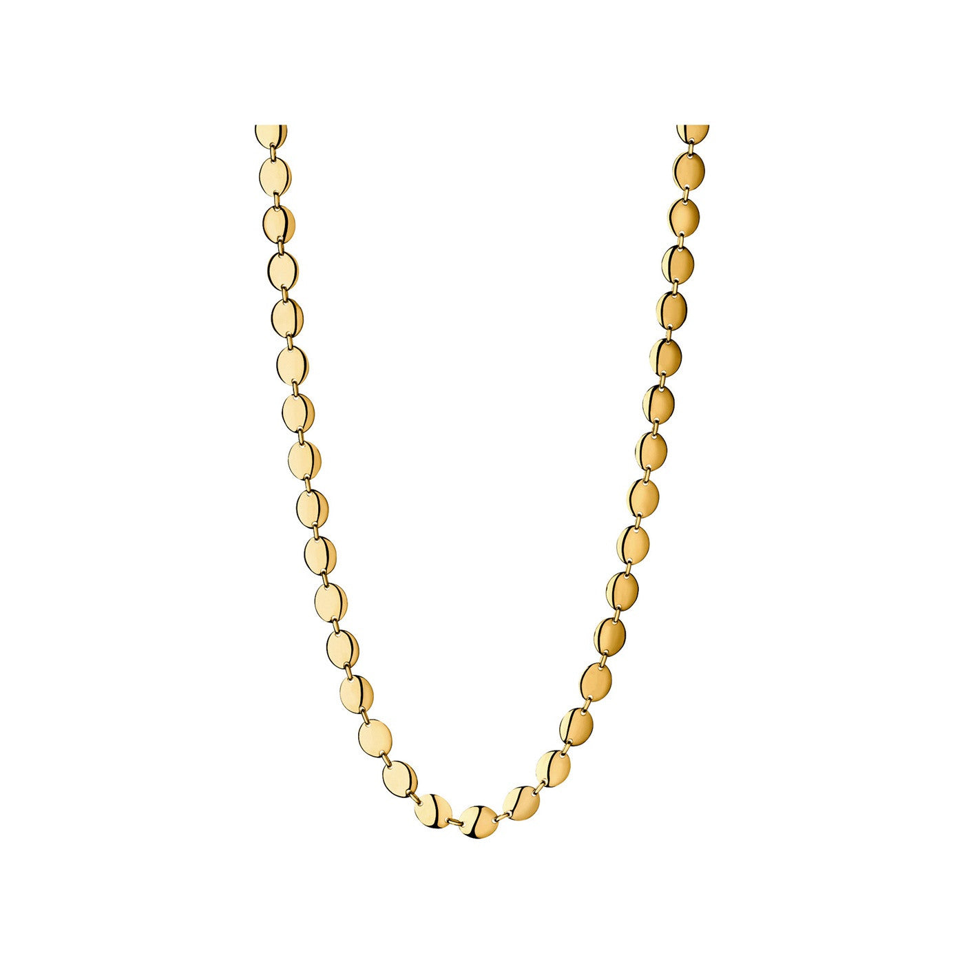 Links of London Grace 18k Yellow Gold Vermeil Collar Necklace - 5020.2852
