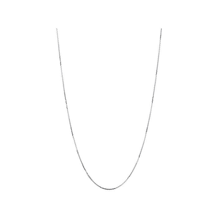 Links of London 18k White Gold DC Cable Chain - 5022.0762