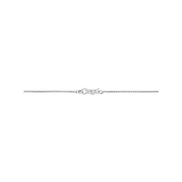 Links of London White Topaz Hope Pendant Necklace - 5024.0529