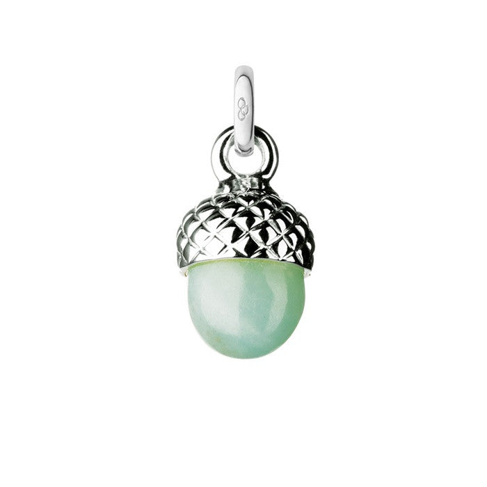 Links of London Love Note Acorn Amazonite Charm - 5024.1078