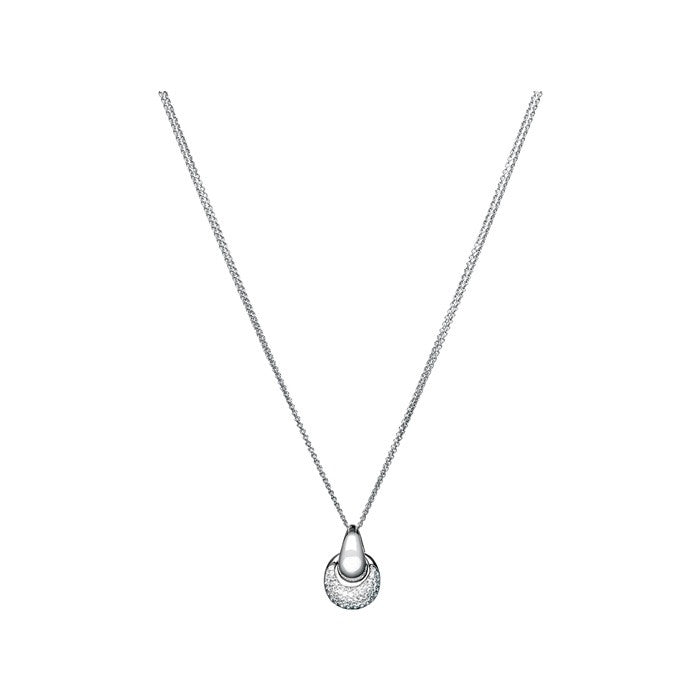 Links of London Hope Pendant Necklace with White Topaz - 5024.1116