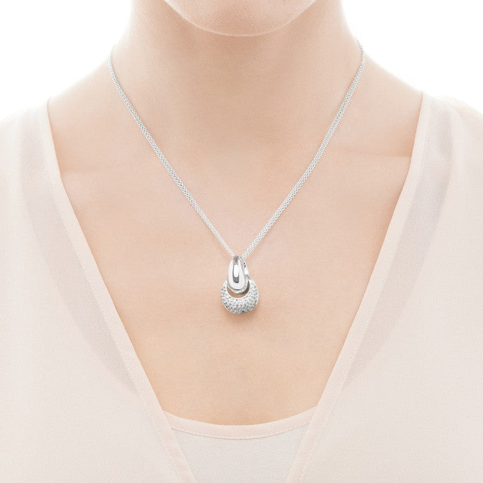 in gallery white mcdonough topaz lyst product kiki diamond necklace null jewelry grace metallic