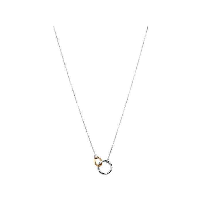 Links of London 20/20 Bi-Metal Pendant Necklace - 5024.1142