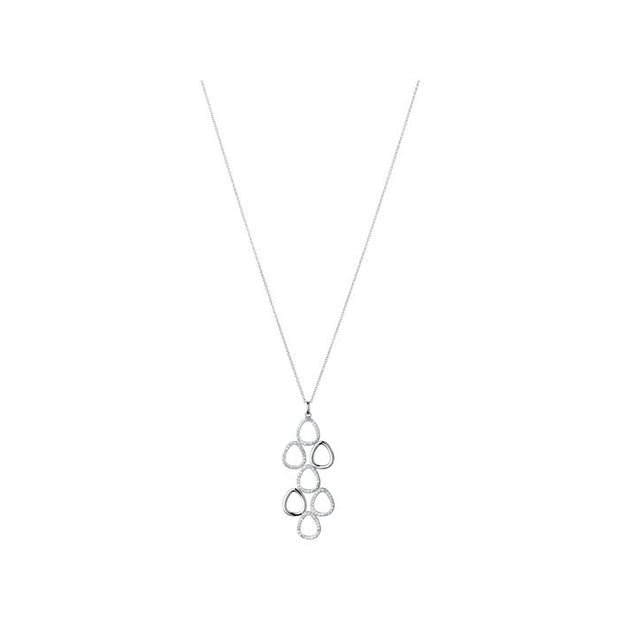 Links of London Hope Silver Topaz Necklace - 5024.1337