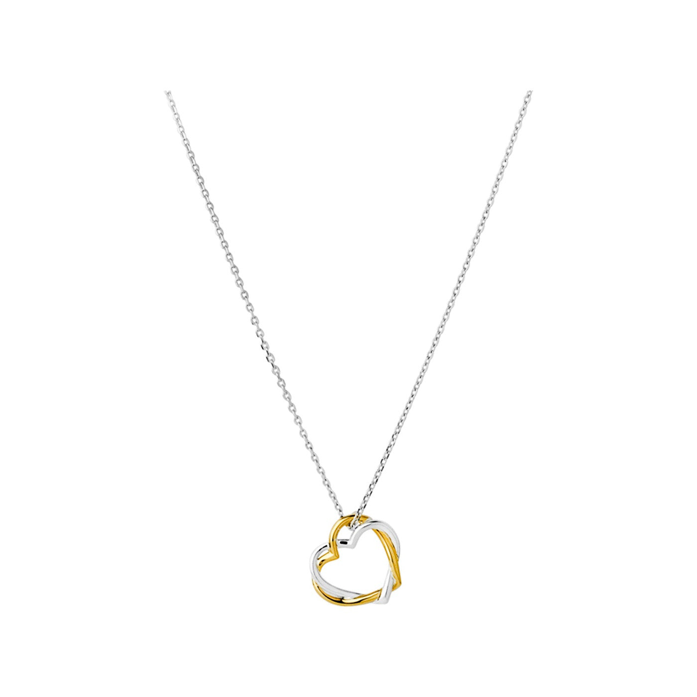 Links of London Kindred Soul Yellow Gold Pendant Necklace - 5024.1350