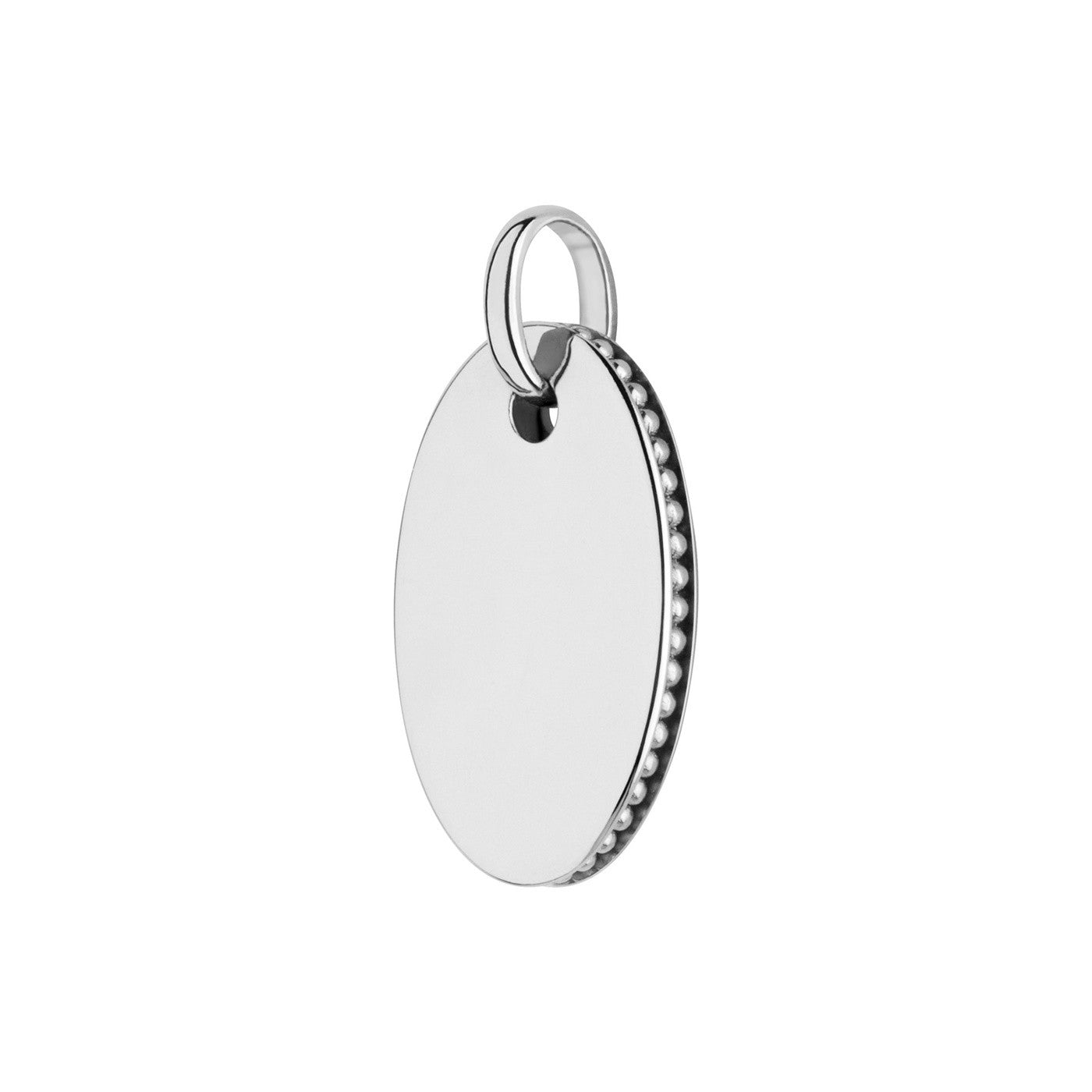 Links of London Narrative Small Oval Disc Pendant - 5024.1375