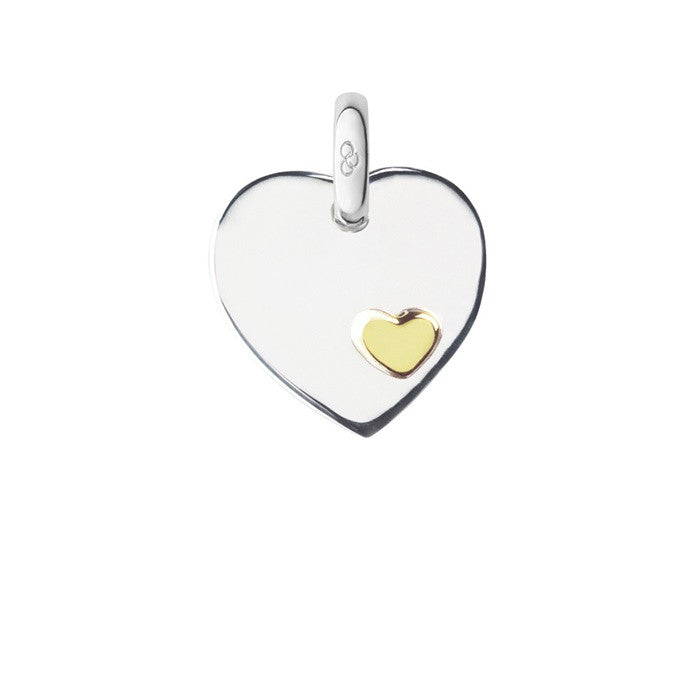 Links of London Heart Disc Charm - 5030.0295