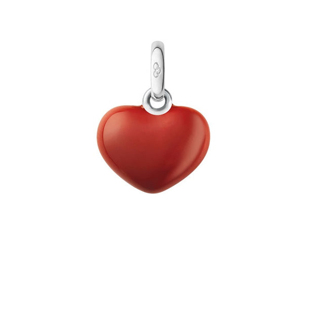Links of London Red Heart Charm - 5030.0339