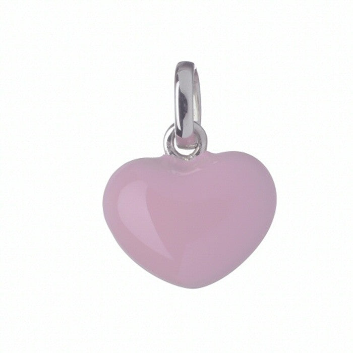 Links of London Pink Heart Charm - 5030.0963