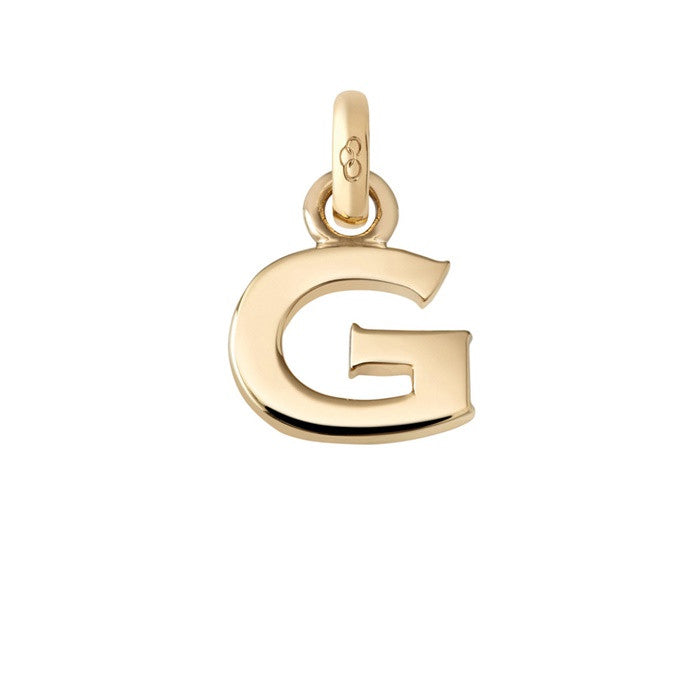 Links of London Alphabet Charm Letter G - 5030.1054