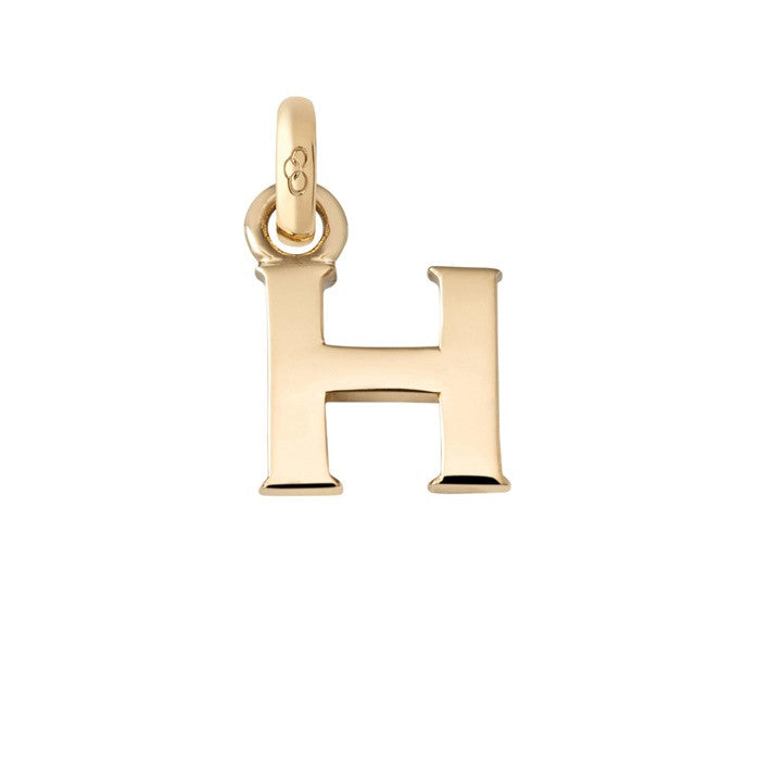 Links of London Alphabet Charm Letter H - 5030.1055