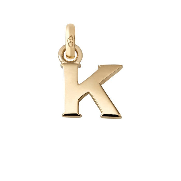Links of London Alphabet Charm Letter K - 5030.1058