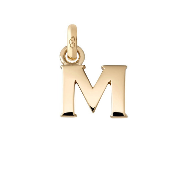Links of London Alphabet Charm Letter M - 5030.1060