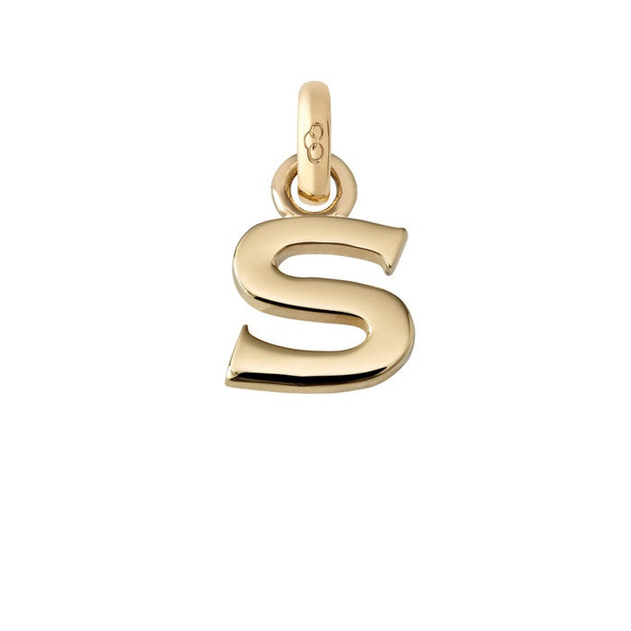 Links of London Alphabet Charm Letter S - 5030.1066