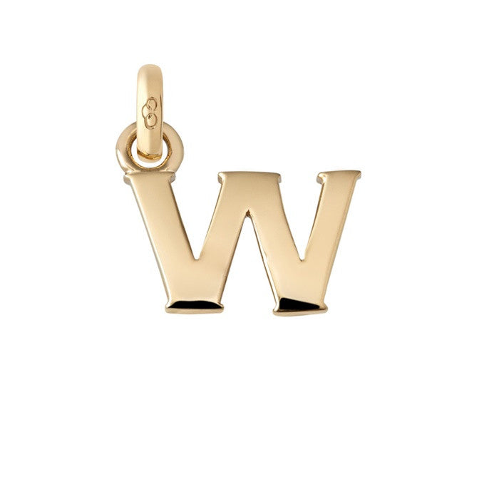 Links of London Alphabet Charm Letter W - 5030.1070