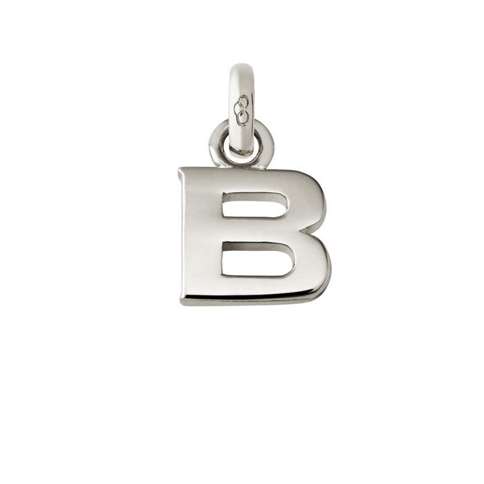 Links of London Alphabet Charm Letter B - 5030.1095
