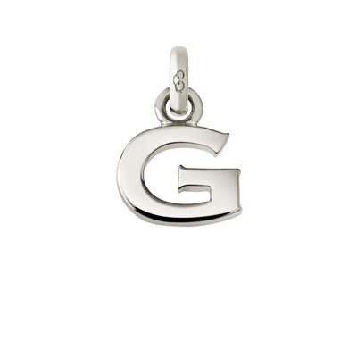 Links of London Alphabet Charm Letter G - 5030.1100