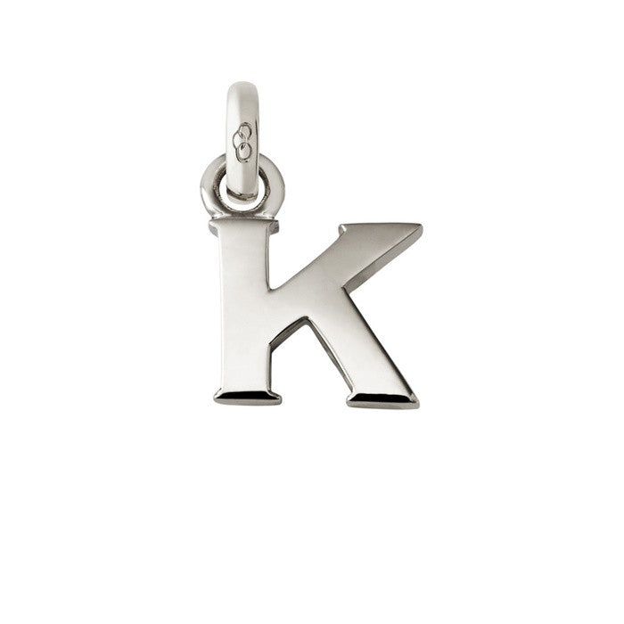 Links of London Alphabet Charm Letter K - 5030.1104