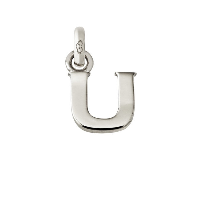 Links of London Alphabet Charm Letter U - 5030.1114
