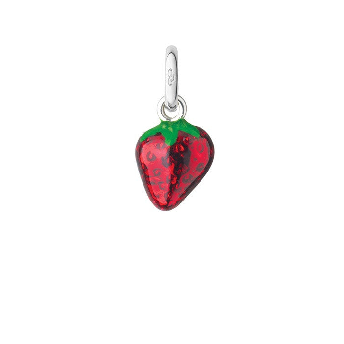 Links of London Wimbledon Enamel Strawberry Charm - 5030.1195