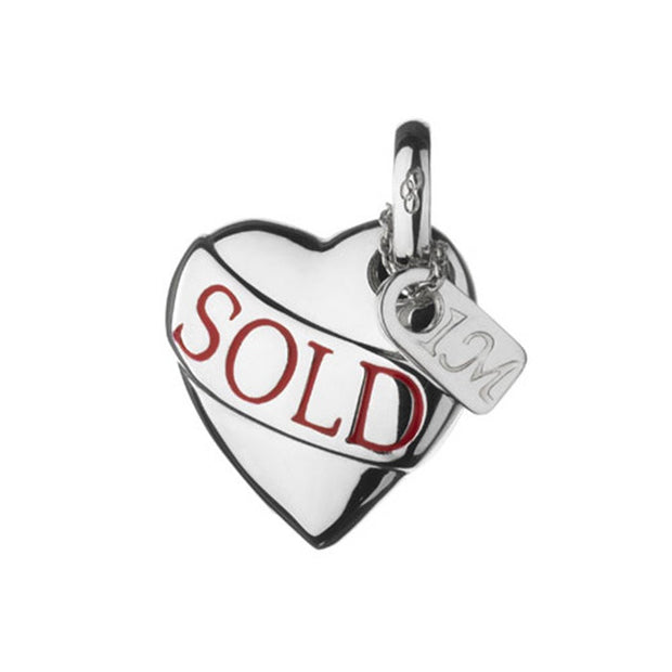Links of London Sold Heart Charm - 5030.1311