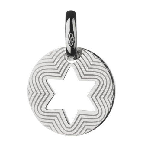 Links of London Star of David Disc Charm - 5030.1338