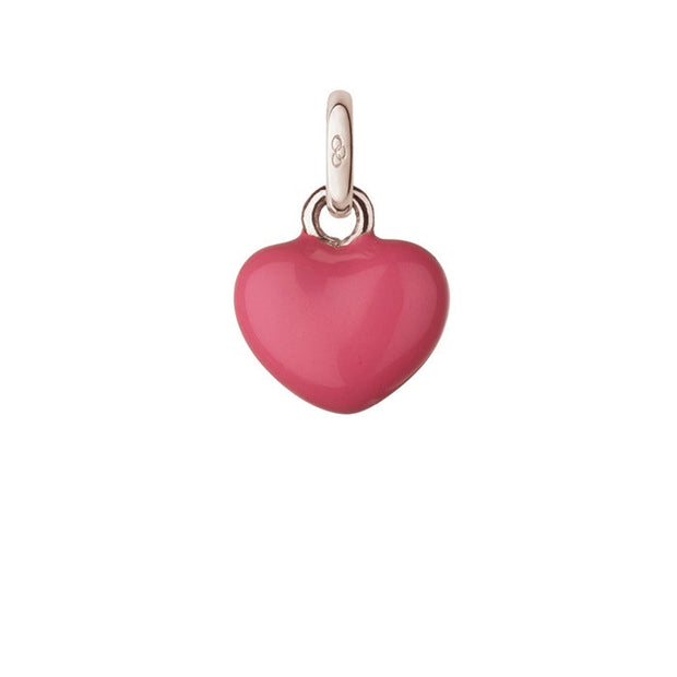 Links of London Mini Pink Heart Charm - 5030.1344