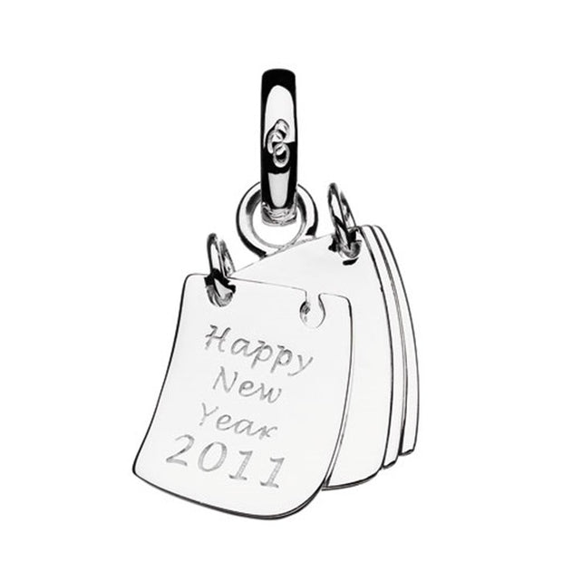 Links of London Happy New Year Charm - 5030.1561