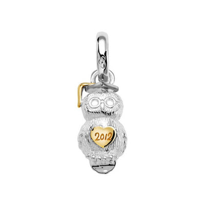 Links of London Graduation Owl Charm 2012 - 5030.1760